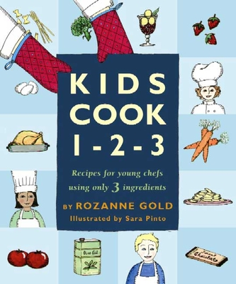 Kids Cook 1-2-3 Cover