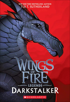 Darkstalker (Wings of Fire: Legends #1) Cover Image
