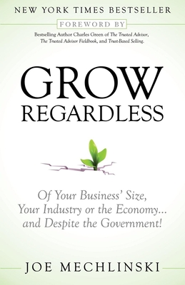 Grow Regardless Cover