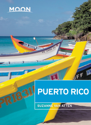 Moon Puerto Rico (Travel Guide) Cover Image