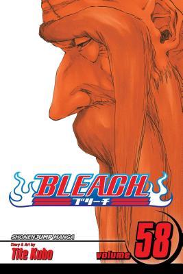 Bleach, Volume 58 Cover
