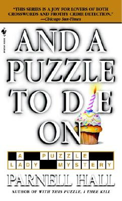 And a Puzzle to Die on Cover Image