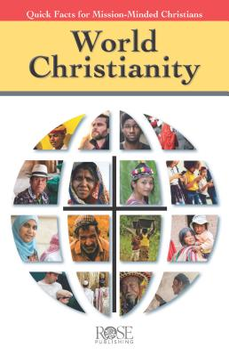 5-Pack: World Christianity: Quick Facts for Mission-Minded Christians Cover Image