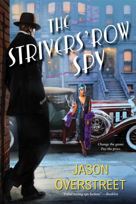 The Strivers' Row Spy (The Renaissance Series #1) Cover Image