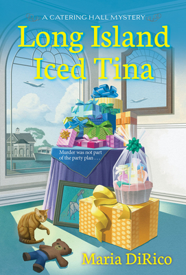 Long Island Iced Tina (A Catering Hall Mystery #2) Cover Image