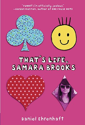 That's Life, Samara Brooks Cover