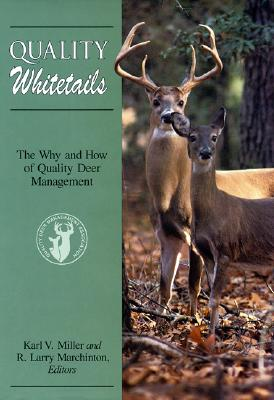Quality Whitetails: The Why Anpb Cover Image