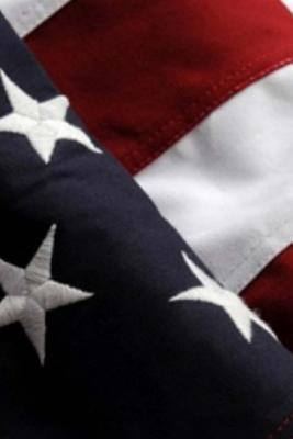 Journal: American Flag Cover Image