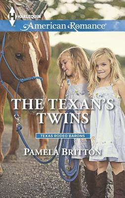 The Texan's Twins Cover