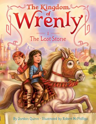 Lost Stone: #1 (Kingdom of Wrenly) Cover Image