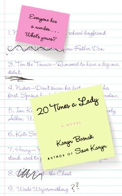 20 Times a Lady Cover