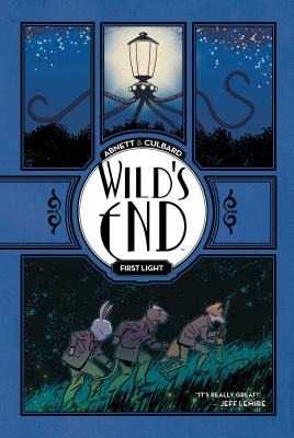 Cover for Wild's End