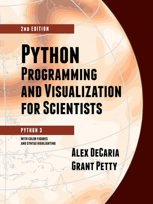 Python Programming and Visualization for Scientists Cover Image