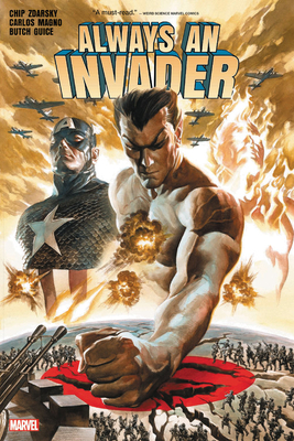 Always an Invader Cover Image