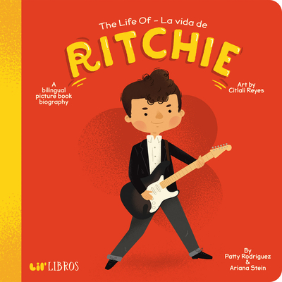 The Life Of - La Vida de Ritchie Cover Image