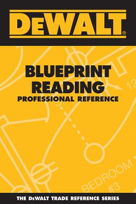 Dewalt Blueprint Reading Professional Reference Cover Image