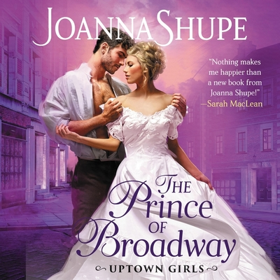 The Prince of Broadway: Uptown Girls Cover Image