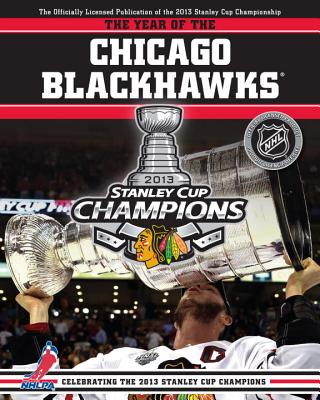 The Year of the Chicago Blackhawks Cover
