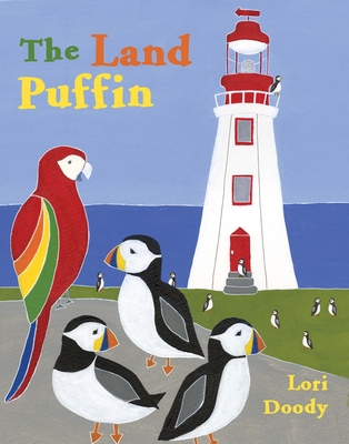 The Land Puffin Cover Image