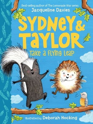 Sydney and Taylor Take a Flying Leap Cover Image