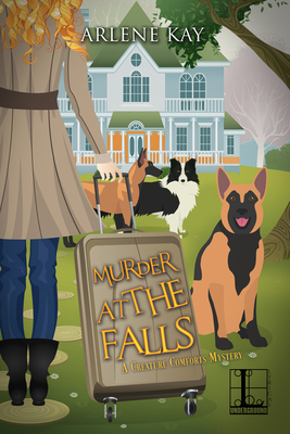 Murder at the Falls Cover Image