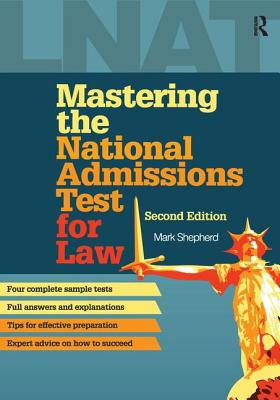 Mastering the National Admissions Test for Law Cover Image