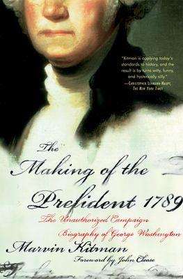 Cover for The Making of the Prefident 1789
