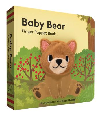 Baby Bear: Finger Puppet Book: (Finger Puppet Book for Toddlers and Babies, Baby Books for First Year, Animal Finger Puppets) Cover Image