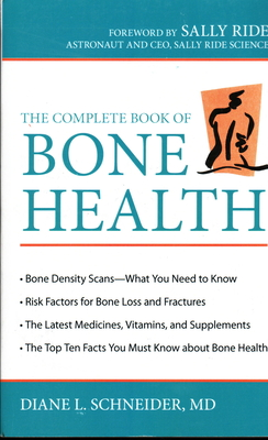 The Complete Book of Bone Health Cover Image