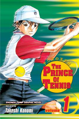 The Prince of Tennis, Vol. 1 Cover Image