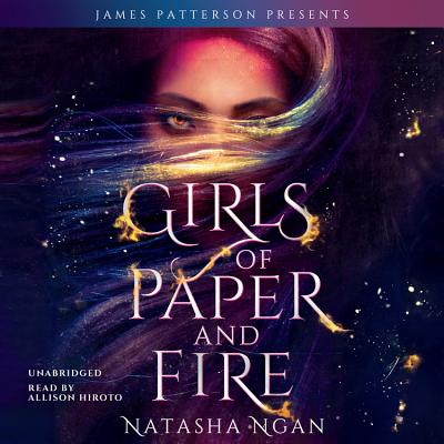 Girls of Paper and Fire Lib/E Cover Image