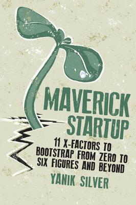 Cover for Maverick Startup