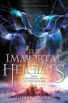 The Immortal Heights Cover