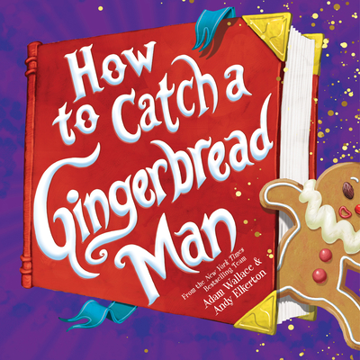 How to Catch a Gingerbread Man Cover Image