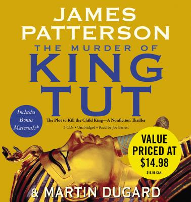 The Murder of King Tut Cover