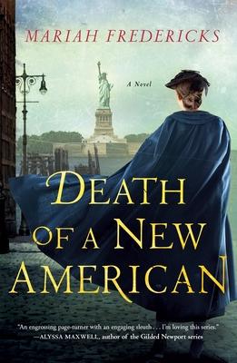 Death of a New American: A Novel (A Jane Prescott Novel #2) Cover Image