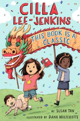Cover for Cilla Lee-Jenkins