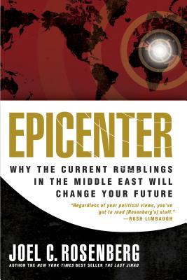 Epicenter Cover