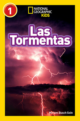 National Geographic Readers: Las Tormentas (Storms) Cover Image