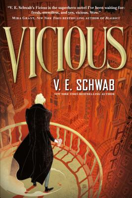 Vicious (Villains #1) Cover Image