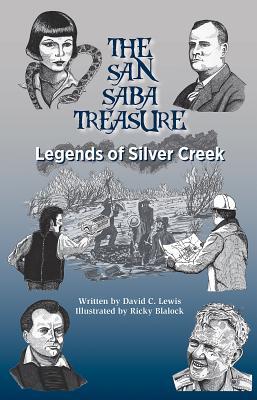 Cover for The San Saba Treasure