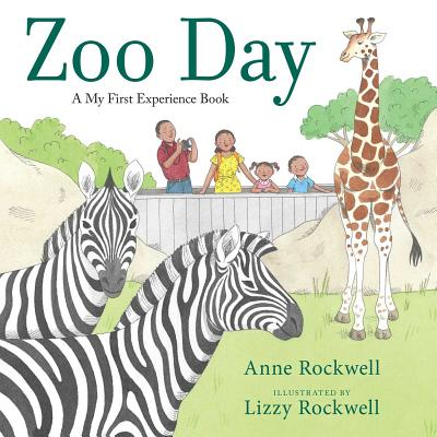 Zoo Day (A My First Experience Book) Cover Image