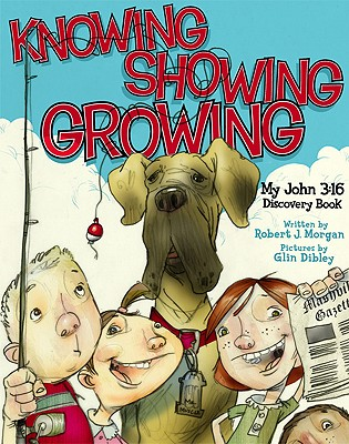 Knowing, Showing, Growing Cover