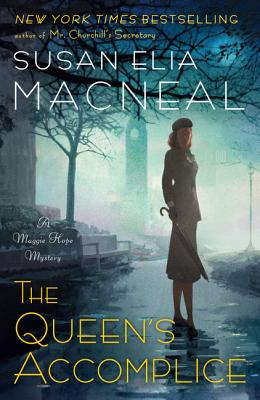 The Queen's Accomplice (Maggie Hope Mysteries) Cover Image