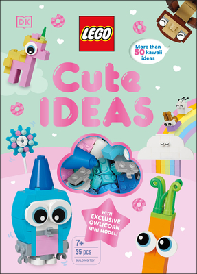 LEGO Cute Ideas: With Exclusive Owlicorn Mini Model Cover Image