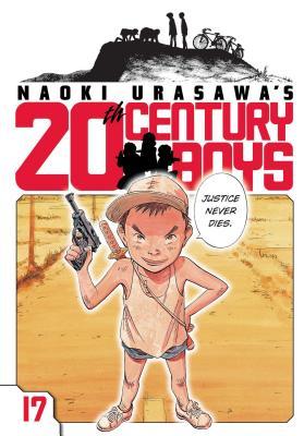 Naoki Urasawa's 20th Century Boys, Volume 17 Cover