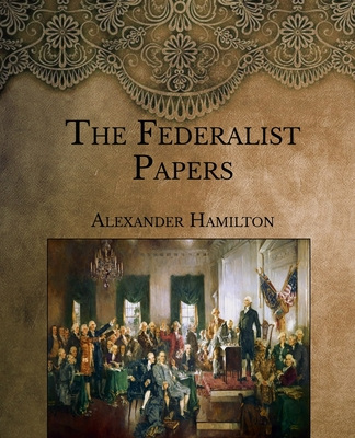 The Federalist Papers: Large Print Cover Image