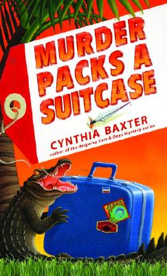 Murder Packs a Suitcase Cover