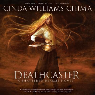 Deathcaster Lib/E Cover Image