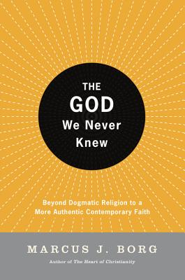 The God We Never Knew Cover